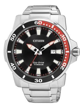 Citizen Super Titanium Hombre 1220 AW1221-51E