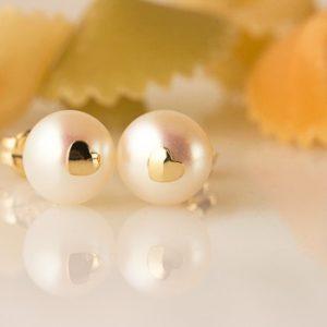 Pendientes Niña Perlas