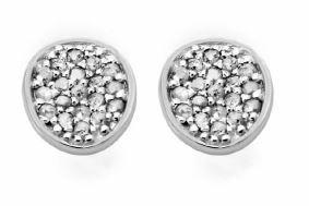 Pendientes ARENA Diamantes Jorge Revilla