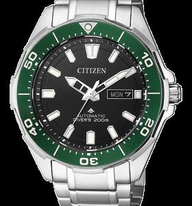 Citizen Promaster Diver'S Eco Drive 200 Mt BN0191-80L